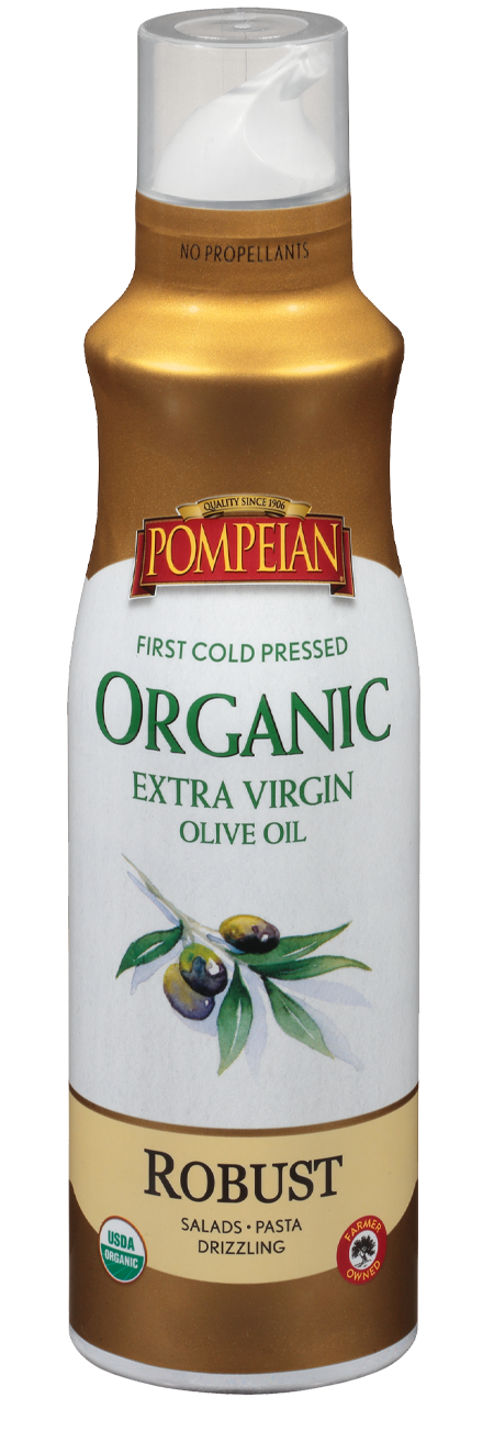 Organic Robust Extra Virgin Olive Oil Spray