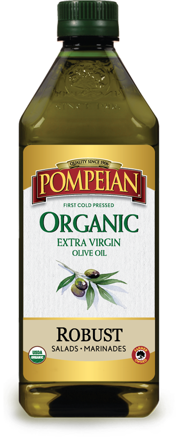 Organic Robust Extra Virgin Olive Oil