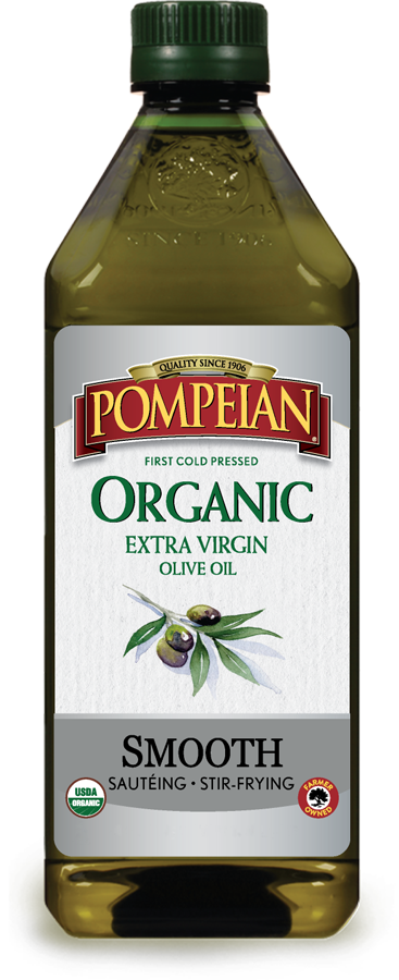 Organic Smooth Extra Virgin Olive Oil
